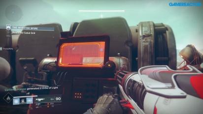 Destiny 2 - Gameplay del Asalto La Aguja Invertida