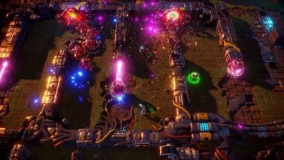Nex Machina: Death Machine - Tríaler del multijugador cooperativo