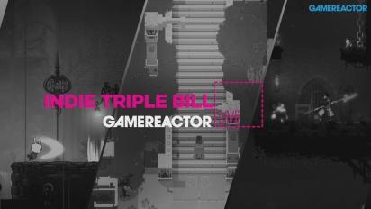 Triplete indie - Replay del Livestream