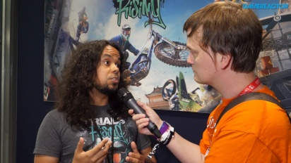 Trials Rising - Entrevista a Julius Fondem