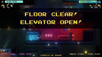 Streets of Rogue - Gameplay Demo y entrevista