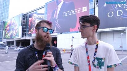 Hitman 2 - Vídeo impresiones E3