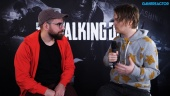 Overkill's The Walking Dead - Almir Listo Interview