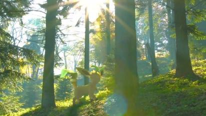 Pokémon Go - Tráiler de imágenes reales: Abre tus ojos a un nuevo mundo