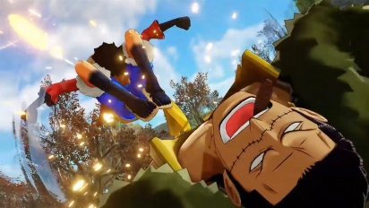 One Piece: World Seeker - Karma System Trailer