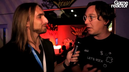 E3 12: Hell Yeah! Wrath of the Dead Rabbit - vídeo entrevista