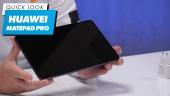 El Vistazo - Huawei Matepad Pro