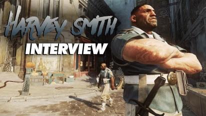 Harvey Smith - Entrevista en Fun & Serious 2020