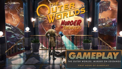 The Outer Worlds - 1 hora de Gameplay de Asesinato en Erídanos