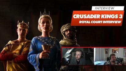 Crusader Kings 3: Royal Court - Entrevista con Alexander Oltner