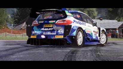 WRC 10 - Croacia a 4K60 - muestra de gameplay