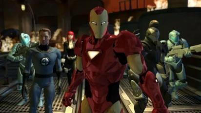 Marvel Ultimate Alliance 2 - Launch Trailer