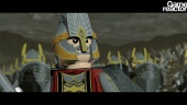Lego Lord of the Rings - First 10 Minutes