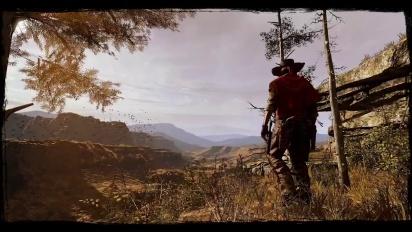 Call of Juarez: Gunslinger - Teaser Trailer
