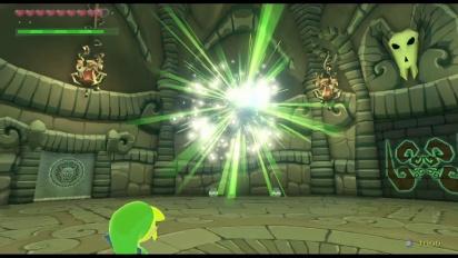 The Legend of Zelda: The Wind Waker HD - tráiler de lanzamiento español