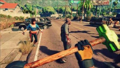 Dead Island 2 - Sunshine & Slaughter - primer tráiler de gameplay