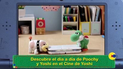 Poochy & Yoshi s Woolly World - Tráiler de novedades en español