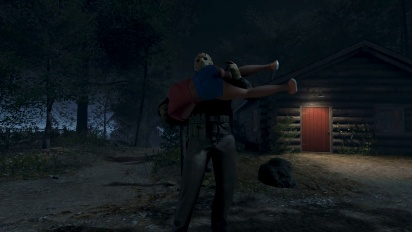 Friday the 13th: The Game - Killer Trailer