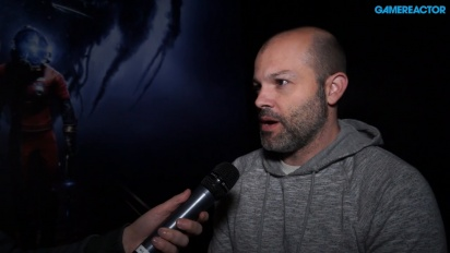 Prey - PAX East - Ricardo Bare Interview