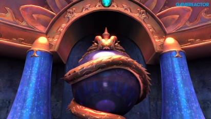 Ni no Kuni II: El Renacer de un Reino - Gameplay Prueba de Corage