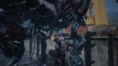 Devil May Cry 5 - Dante Gameplay Reveal Trailer
