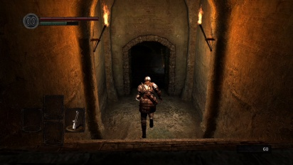 Dark Souls: Remastered - Gameplay en Switch