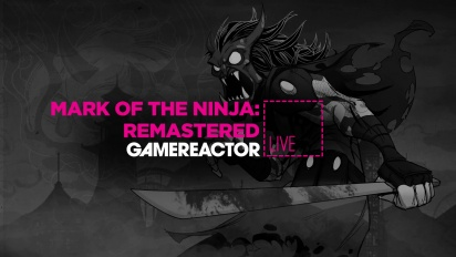 Mark of the Ninja: Remastered  - Replay del Livestream