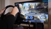 Dirt Rally 2.0 - Gameplay con el volante Fanatec CSL y un VW Golf 2 GTI
