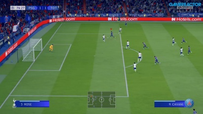 FIFA 20 - Gameplay Demo PSG vs. Tottenham