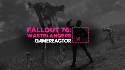 Fallout 76 - Wastelanders Replay del Livestream