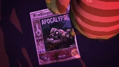 Zombie Tycoon 2: Brainhov's Revenge - Launch Trailer