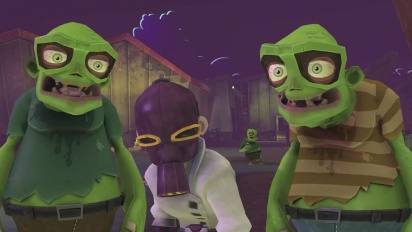 Zombie Tycoon 2: Brainhov's Revenge - Official Teaser