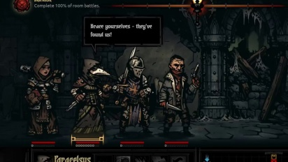 Darkest Dungeon - Teaser Trailer