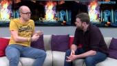 Chronicle: RuneScape Legends - Entrevista a James Sweatman