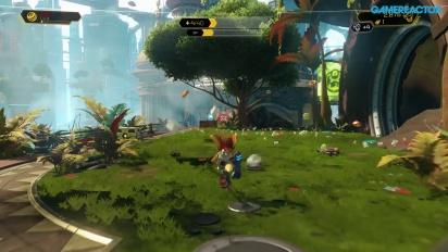 Ratchet & Clank - Entrevista sobre la película y el juego de PS4 a Insomniac Games