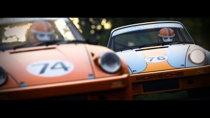 Assetto Corsa - Porsche Pack 3 Trailer