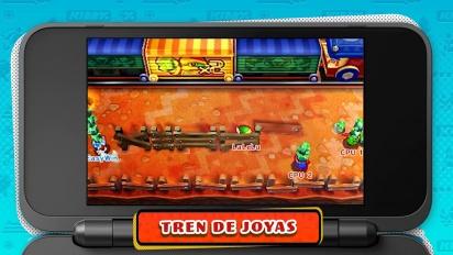 Kirby: Battle Royale - Tráiler de lanzamiento español