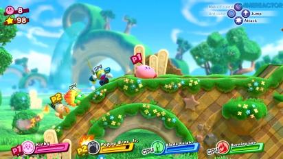 Kirby Star Allies - Análisis en vídeo