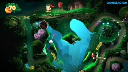 Yoku's Island Express - Interview & Gameplay Demo