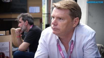 David Jones - Entrevista al Premio a la Trayectoria en Gamelab 2018