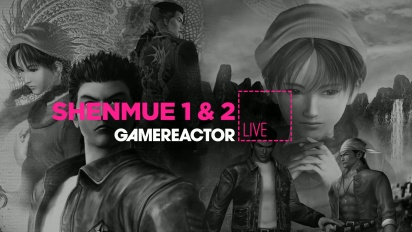 Shenmue I & II - Replay del Livestream