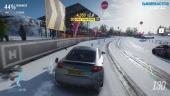 Forza Horizon 4 - Gameplay Esprint junto al lago Derwent (1080p escalado)