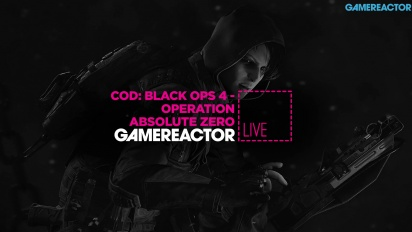 Call of Duty: Black Ops 4 - Operation Absolute Zero  - Replay del Livestream
