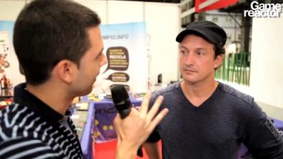 Obsidian Entertainment - vídeo entrevista con Chris Avellone