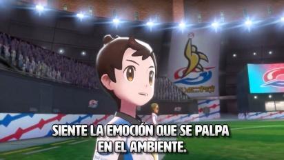 Pokémon Espada y Pokémon Escudo - Tráiler general en español