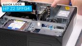 El Vistazo - HP Z2 SFFG4