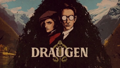 Draugen - PlayStation 4/Xbox One Announcement Trailer