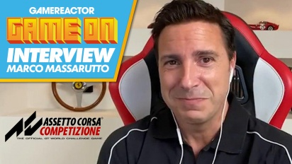 Assetto Corsa Competizione - Entrevista a Marco Massarutto