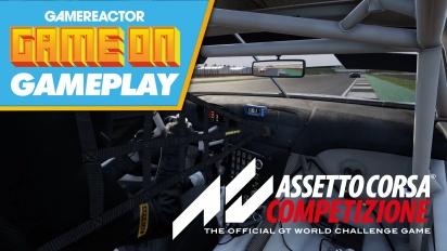 Assetto Corsa Competizione para consola - BMW M6 GT3 en Silverstone