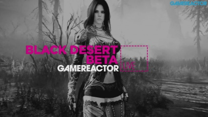 Black Desert Online Beta - Replay